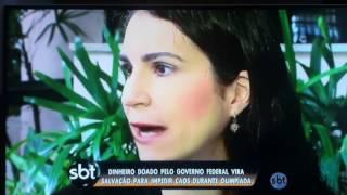 Thaís Rabelo Presidente da ASDPERJ fala sobre grave situação do Servidores Públicos do RJ.
