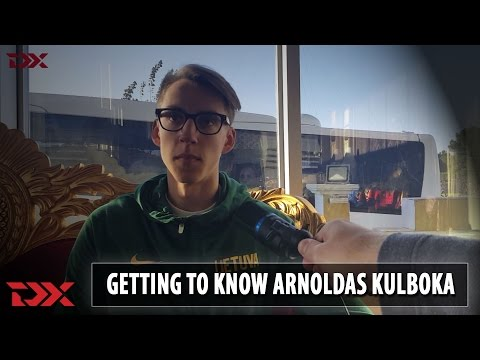 Getting to Know: Arnoldas Kulboka