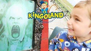 Video VLOG - Petites Frayeurs pour Swan à Kingoland - Manèges parc d'attractions MP3, 3GP, MP4, WEBM, AVI, FLV September 2017