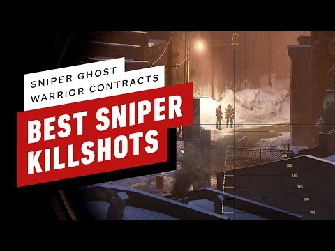 Sniper Ghost Warrior Contracts: Our Best Sniper Killshots