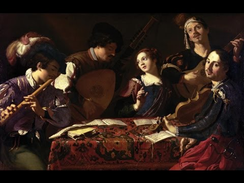 D Dur - Pachelbel Canon, Classical music. Johann Pachelbel - Canon in D Major from