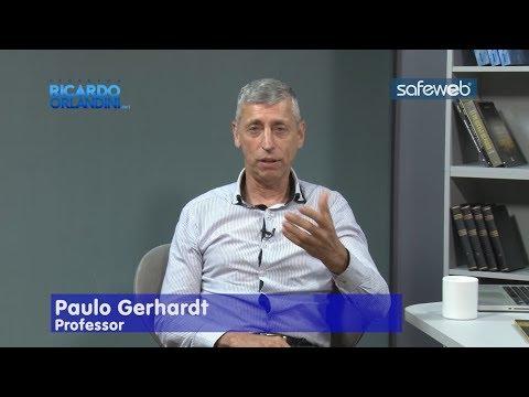 Ricardo Orlandini entrevista o professor Paulo Gerhardt, o empresário Rômulo Amaral Filho e o coach neurofinanceiro Rodrigo Miranda.