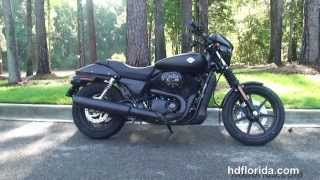 10. New 2015 Harley Davidson Street XG500 Motorcycles for sale - New Model