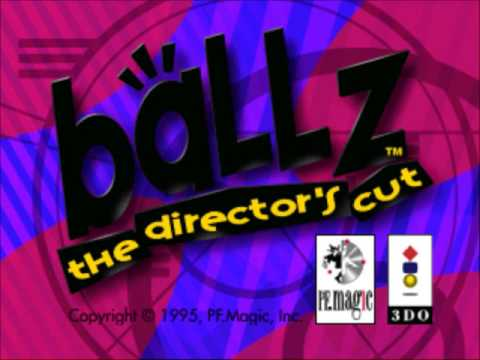 Ballz : The Director's Cut 3DO