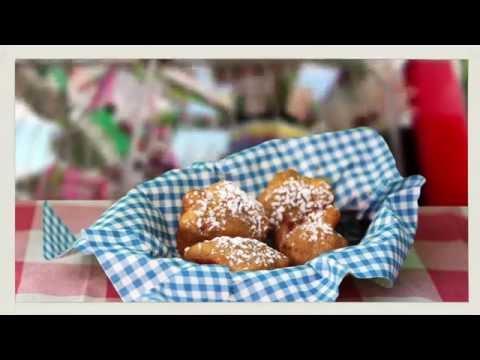 Fair Food Recipes – How to Make Deep Fried Butter