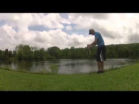 GoPro Hero – Pond Fishing
