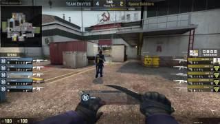 EnVyUs vs SSoldiers, game 1