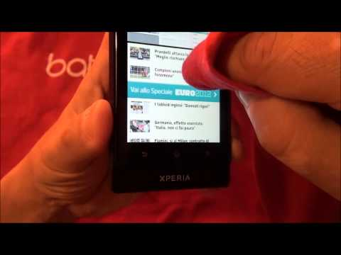 floating touch - Floating Touch su Sony Xperia Sole video da batista70phone http://www.batista70phone.com/2012/06/video-recensione-sony-xperia-sole-da-batista70phone/ http://...