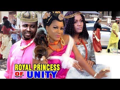 Royal Princess Of Unity COMPLETE MOVIE - Destiny Etiko & Onny Michael 2020 Latest Nigerian Movie