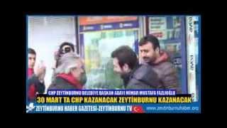 Mimar Mustafa Fazlıoğlu 30 Marta CHP Kazanacak Zeytinburnu Kazanacak