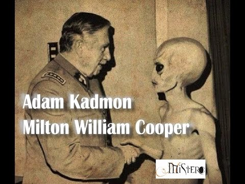 adam kadmon - milton william cooper
