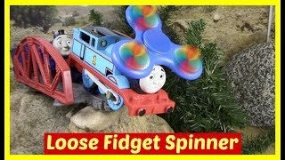 Video Thomas and Friends Accidents will Happen | Toy Train Accident | Thomas the Train Fidget Spinner MP3, 3GP, MP4, WEBM, AVI, FLV Agustus 2017
