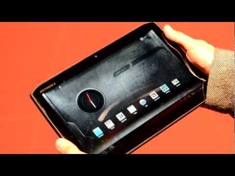 Превью планшетов линейки Motorola Xoom 2 (XYBOARD) от Droider.ru