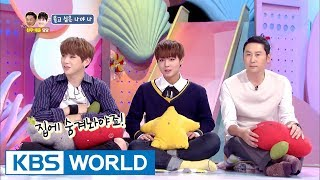 Video Wanna One says they would hide their future wife! [Hello Counselor / 2017.09.11] MP3, 3GP, MP4, WEBM, AVI, FLV Desember 2018