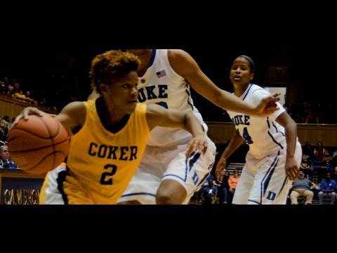 2013 Coker Women's Basketball