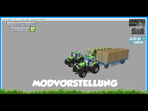 Deutz Fahr with Ball Chain - GE v1