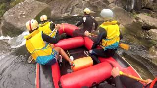 Wairoa New Zealand  city pictures gallery : White Water Rafting- Wairoa River New Zealand