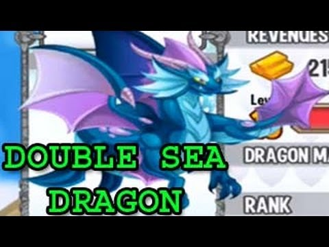 Double Sea Dragon in Dragon City Mobile Review