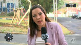 Os alunos de uma escola pública infantil da cidade de Campinas, no interior de São Paulo, sofrem com a falta de estrutura da...