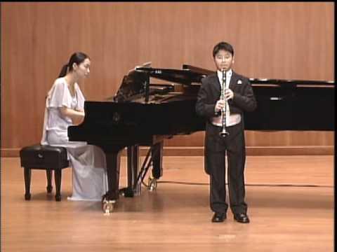 Han Kim plays Solo de Concours by H.Rabaud