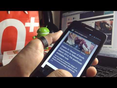 O+ 8.91 Unboxing Video, Hands On   Taragis.Com