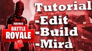 Video TUTORIAL - ALLENARSI su FORTNITE! (Edit, Build, Mira) MP3, 3GP, MP4, WEBM, AVI, FLV Desember 2018