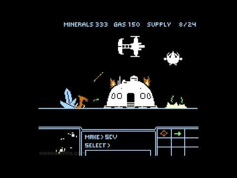 0 Retroliebe: StarCraft in 8bit