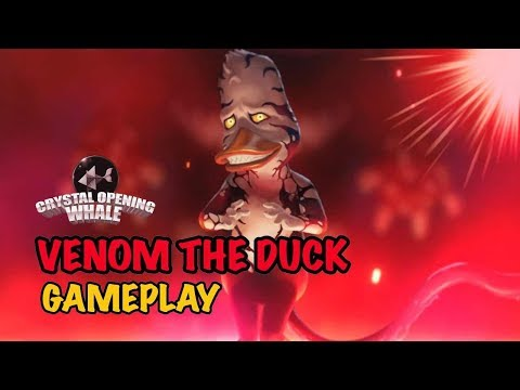 Venom the Duck Is an ABSOLUTE GOD-Marvel Contest of Champions