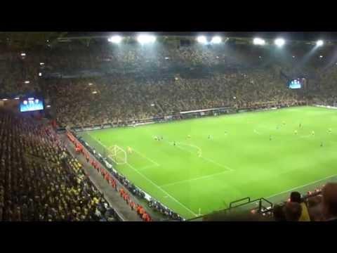 borussia dortmund-arsenal 2-0: gran gol di ciro immobile