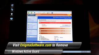 Do not install or download Windows Active Guard!