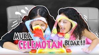 Video Battle Pie Face Challange | Romaria Vs Gloria Jesica MP3, 3GP, MP4, WEBM, AVI, FLV Mei 2017