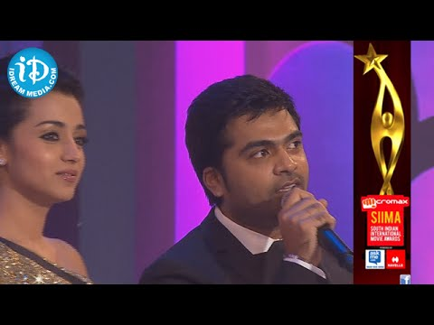 SIIMA 2014 Malayalam Main Event Part 4