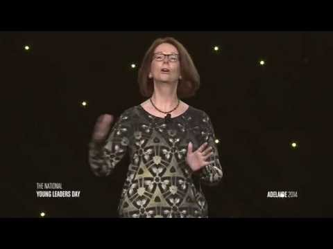 The Hon. Julia Gillard