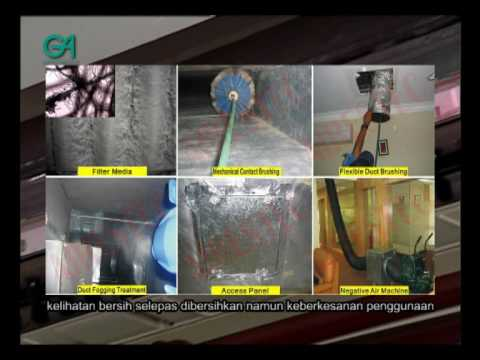 Bio degradable Air Cond Treatment and services