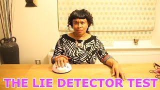 Parents Do The Lie Detector Test