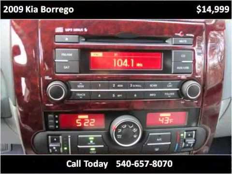 2009 Kia Borrego Used Cars Stafford VA