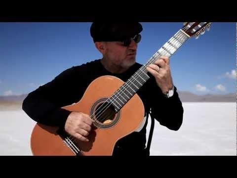 Malaguena - classical guitar