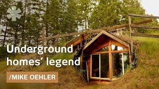 Video Idaho modern oldtimer builds underground & solar $50 houses MP3, 3GP, MP4, WEBM, AVI, FLV Juli 2019