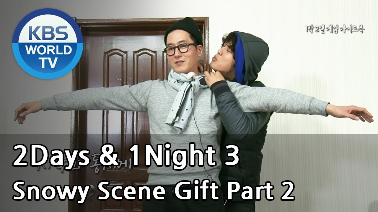 [Vietsub] 2 Days 1 Night Season 3 Ep 6