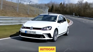 Driven! Volkswagen Golf GTI Clubsport S at the Nürburgring | First Drive | Autocar by Autocar