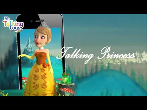 Video of Talking Princess Free