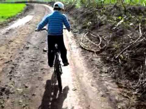 Passeio de Bike Santa Amelia PR