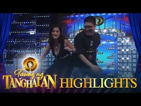 Tawag ng Tanghalan: Anne gets tired of what she'd done