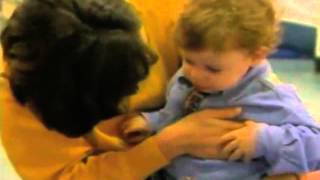 Developing Attachment: Inconsistent Response to a baby's Distress