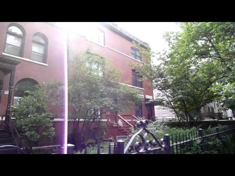 A video walk down the 2400 block of Orchard in Lincoln Park
