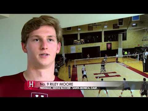 Behind the Crimson - Men's Volleyball