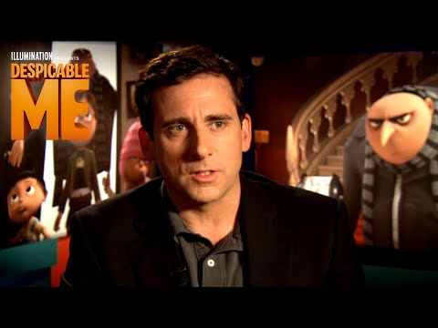 Despicable Me (Featurette 'NCM Look Inside')