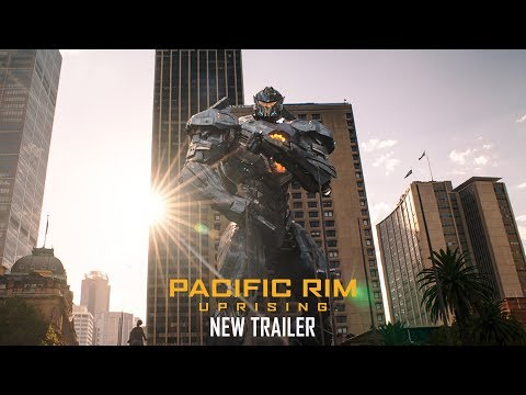 Pacific Rim Uprising - Official Trailer 2 [HD] (видео)
