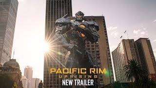 VIDEO: PACIFIC RIM UPRISING – Off. Trailer #2