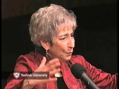 Peninah Schram an den Folktales Israel Conference